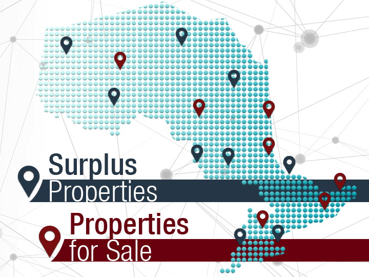 Properties for Sale and Surplus