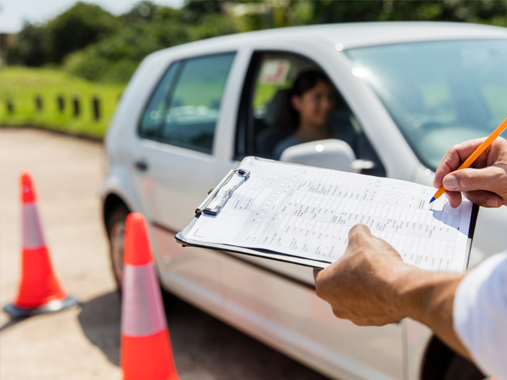 Photograph of Drivers Examination Services